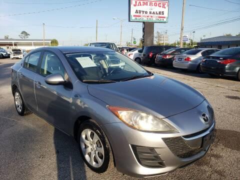 2010 Mazda MAZDA3 for sale at Jamrock Auto Sales of Panama City in Panama City FL