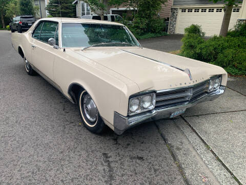 1965 Oldsmobile Super 88 for sale at Wild About Cars Garage in Kirkland WA
