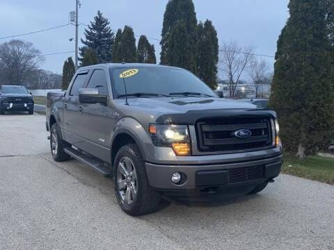 2013 Ford F-150 for sale at Betten Baker Preowned Center in Twin Lake MI