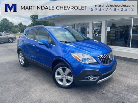2016 Buick Encore for sale at MARTINDALE CHEVROLET in New Madrid MO