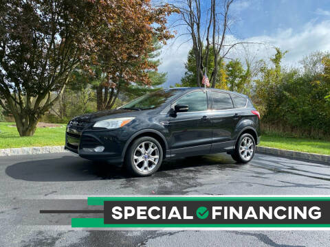 2013 Ford Escape for sale at QUALITY AUTOS in Hamburg NJ