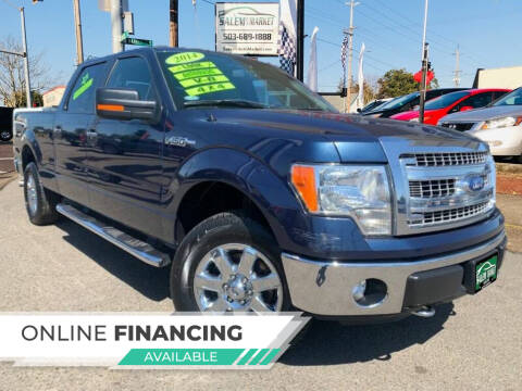 2014 Ford F-150 for sale at Salem Auto Market in Salem OR