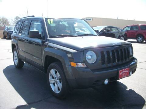 2011 Jeep Patriot for sale at Lloyds Auto Sales & SVC in Sanford ME