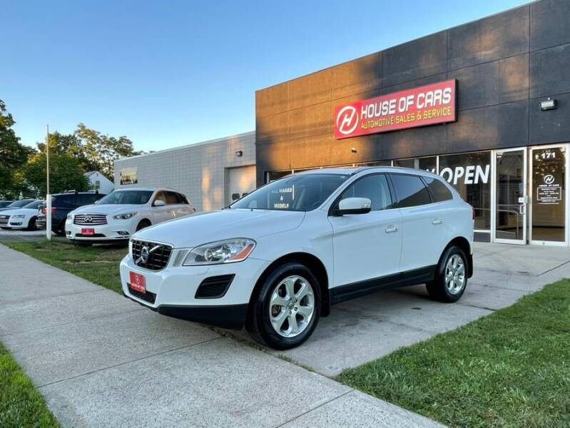 2013 Volvo XC60 for sale at HOUSE OF CARS CT in Meriden CT