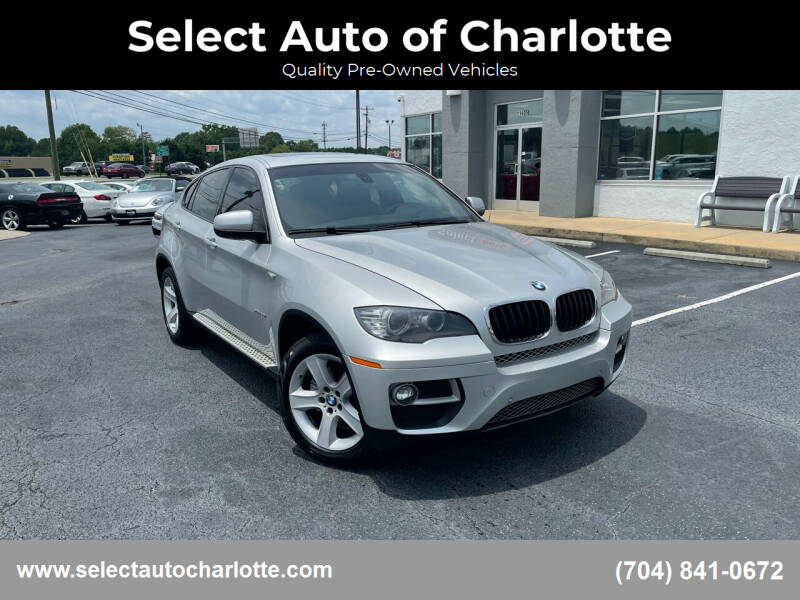 2014 BMW X6 for sale at Select Auto of Charlotte in Matthews NC