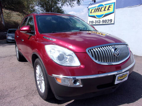 2010 Buick Enclave for sale at Circle Auto Center in Colorado Springs CO