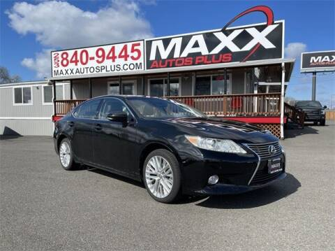 2013 Lexus ES 350 for sale at Maxx Autos Plus in Puyallup WA