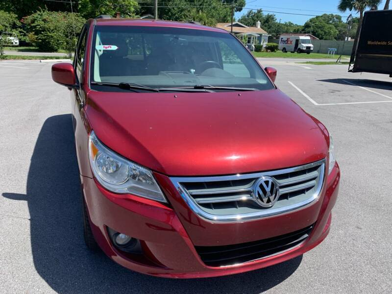 2012 Volkswagen Routan for sale at LUXURY AUTO MALL in Tampa FL