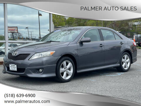 2010 Toyota Camry for sale at Palmer Auto Sales in Menands NY