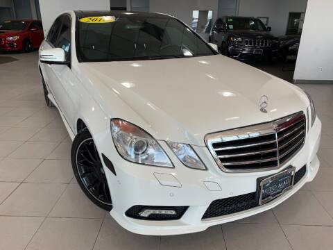 2010 Mercedes-Benz E-Class for sale at Auto Mall of Springfield in Springfield IL