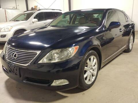 2007 Lexus LS 460 for sale at MULTI GROUP AUTOMOTIVE in Doraville GA