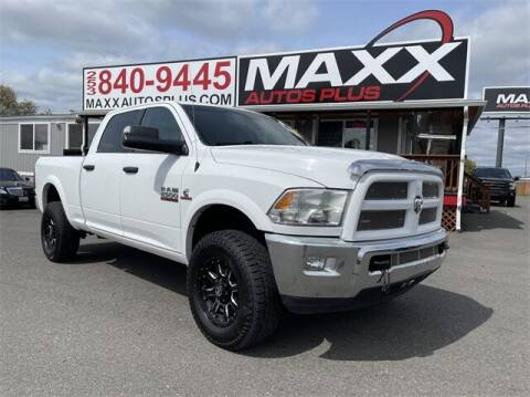 2015 RAM Ram Pickup 2500 for sale at Maxx Autos Plus in Puyallup WA