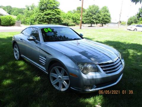 2004 Chrysler Crossfire for sale at Euro Asian Cars in Knoxville TN