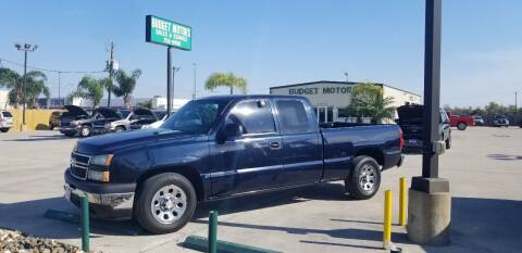2006 Chevrolet Silverado 1500 for sale at Budget Motors in Aransas Pass TX