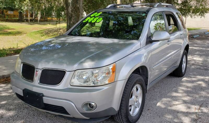 2006 Pontiac Torrent for sale at The Auto Adoption Center in Tampa FL