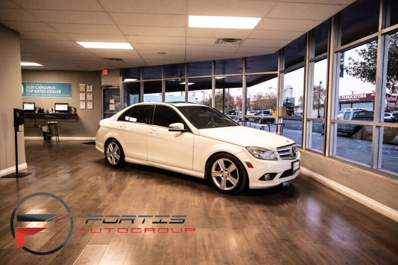 2010 Mercedes-Benz C-Class for sale at Fortis Auto Group in Las Vegas NV