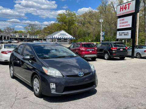 2011 Toyota Prius for sale at H4T Auto in Toledo OH