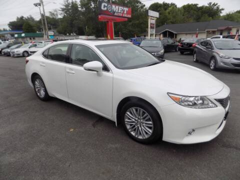 2014 Lexus ES 350 for sale at Comet Auto Sales in Manchester NH