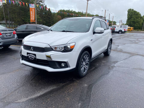 2017 Mitsubishi Outlander Sport for sale at Affordable Auto Sales in Webster WI
