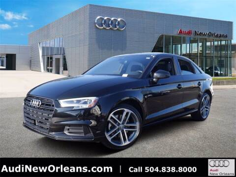 2020 Audi A3 for sale at Metairie Preowned Superstore in Metairie LA