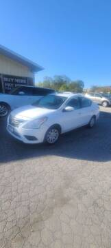2016 Nissan Versa for sale at Chicago Auto Exchange in South Chicago Heights IL