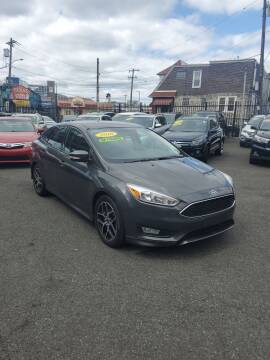 2016 Ford Focus for sale at Key and V Auto Sales in Philadelphia PA