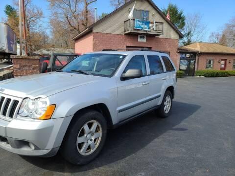 2008 Jeep Grand Cherokee for sale at R C Motors in Lunenburg MA