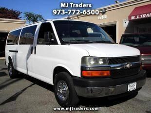2008 Chevrolet Express Passenger for sale at M J Traders Ltd. in Garfield NJ