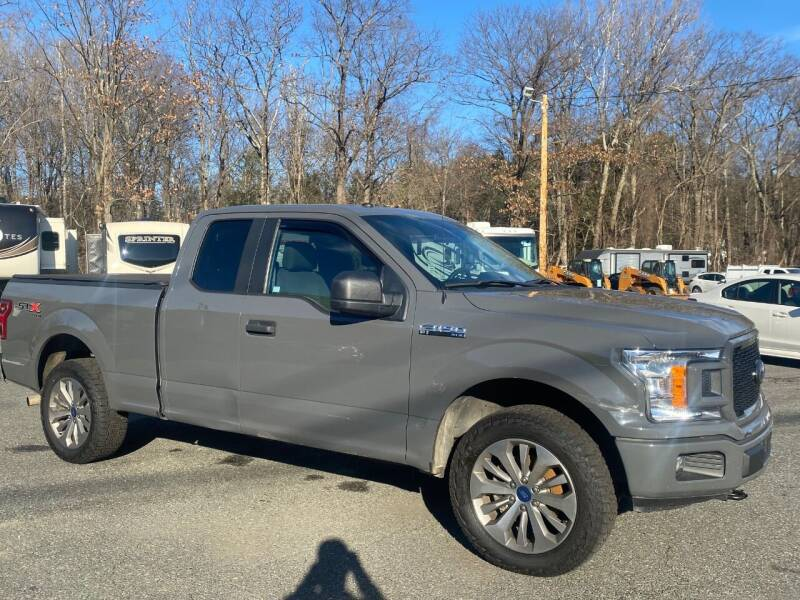 2018 Ford F-150 for sale at Worthington Air Automotive Inc in Williamsburg MA