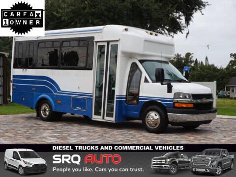 2014 Chevrolet Express Cutaway for sale at SRQ Auto LLC in Bradenton FL