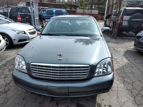 2004 Cadillac DeVille for sale at Six Brothers Auto Sales in Youngstown OH