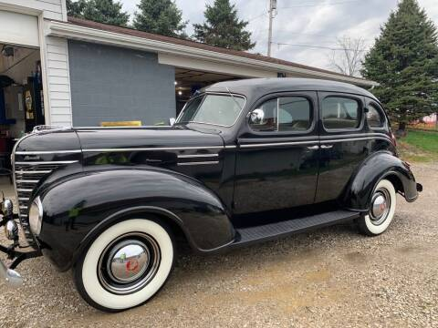 1939 Plymouth Deluxe for sale at STEEL TOWN PRE OWNED AUTO SALES in Weirton WV