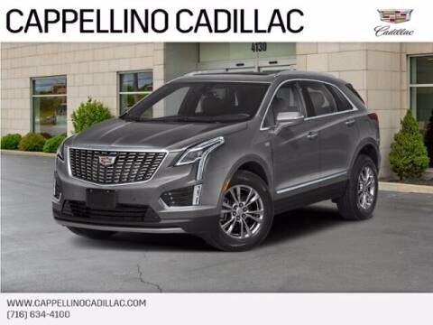 2021 Cadillac XT5 for sale at Cappellino Cadillac in Williamsville NY