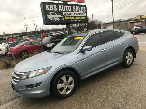 2010 Honda Accord Crosstour for sale at KBS Auto Sales in Cincinnati OH