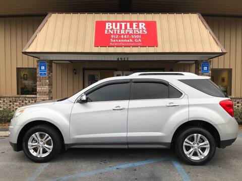 2013 Chevrolet Equinox for sale at Butler Enterprises in Savannah GA