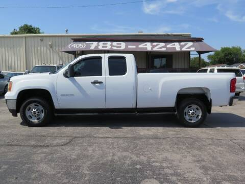 2011 GMC Sierra 2500HD for sale at United Auto Sales in Oklahoma City OK