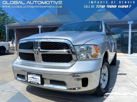 2018 RAM Ram Pickup 1500 for sale at Global Automotive Imports in Denver CO