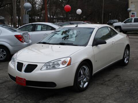 2008 Pontiac G6 for sale at Bill Leggett Automotive, Inc. in Columbus OH
