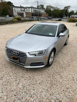 2017 Audi A4 for sale at Long Island Exotics in Holbrook NY