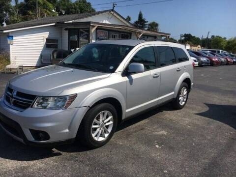 2015 Dodge Journey for sale at Denny's Auto Sales in Fort Myers FL
