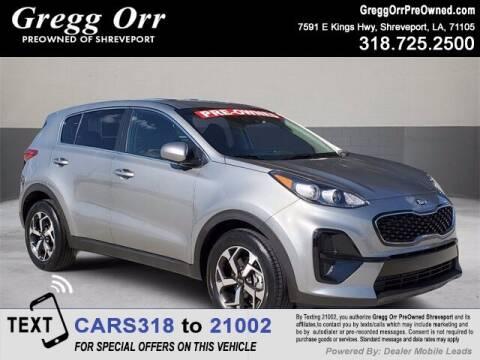 2020 Kia Sportage for sale at Gregg Orr Pre-Owned Shreveport in Shreveport LA