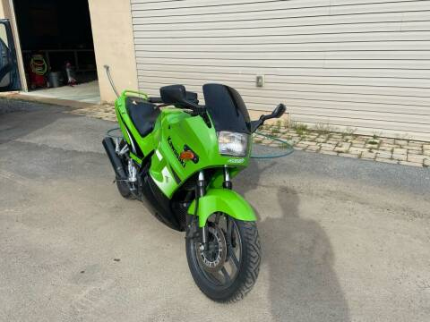 2003 Kawasaki Ninja for sale at US5 Auto Sales in Shippensburg PA