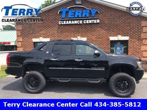 2013 Chevrolet Avalanche for sale at Terry Clearance Center in Lynchburg VA