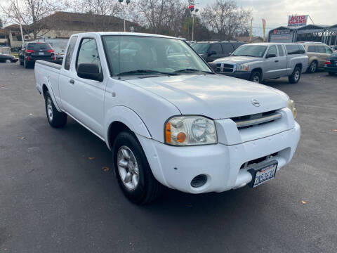 2004 Nissan Frontier for sale at San Jose Auto Outlet in San Jose CA