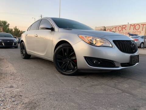 2014 Buick Regal for sale at Boktor Motors in Las Vegas NV