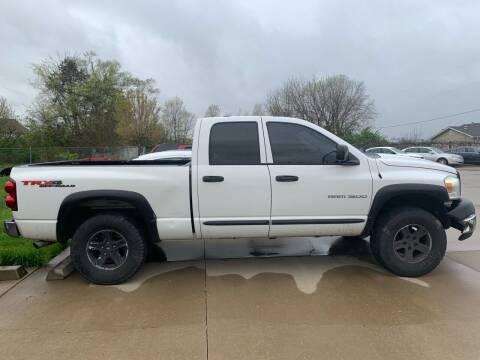 2007 Dodge Ram Pickup 1500 for sale at Revolution Motors LLC in Wentzville MO
