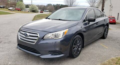 2015 Subaru Legacy for sale at ALL AUTOS in Greer SC