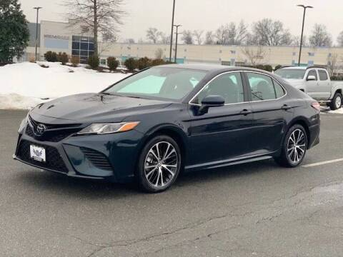 2019 Toyota Camry for sale at Freedom Auto Sales in Chantilly VA