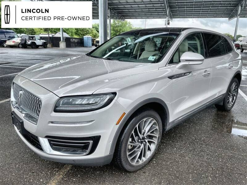 2019 Lincoln Nautilus for sale at Kindle Auto Plaza in Middle Township NJ