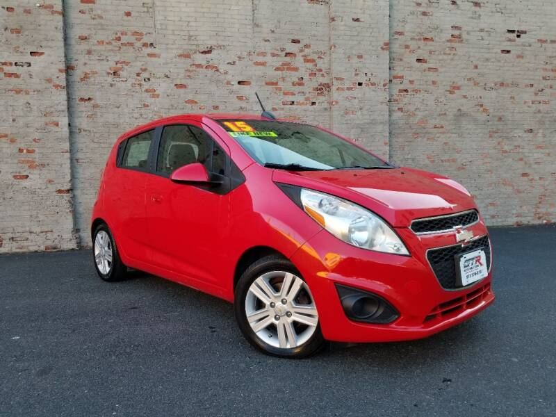 2015 Chevrolet Spark for sale at GTR Auto Solutions in Newark NJ